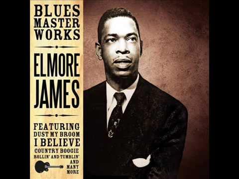 ELMORE JAMES  BLUES MASTERS WORKS FULL CD