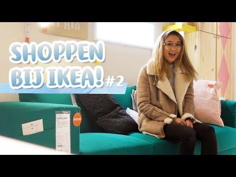 Verhuisvlog #2  -  Shoppen bij de Ikea 🏡 💛