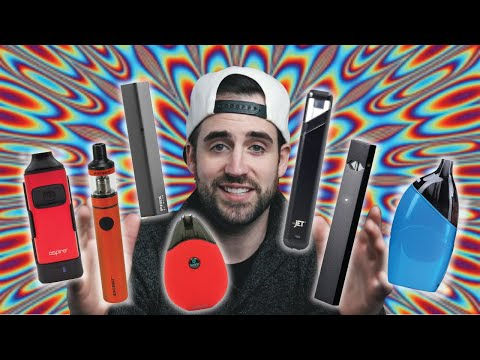 MTL Pod System Vape Showdown - Choosing the Right One For You - Pod Systems for Beginners