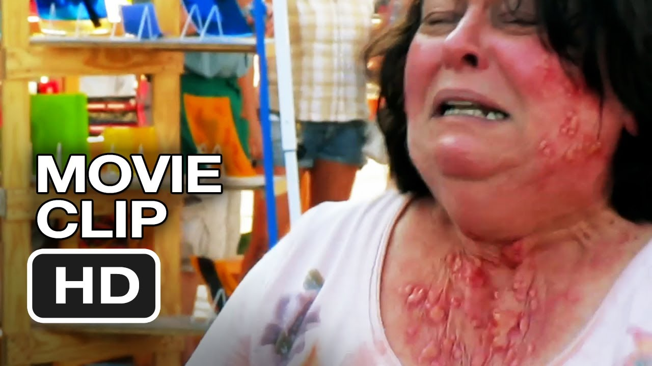 The Bay Movie CLIP - Please Help Me (2012) - Horror Movie HD