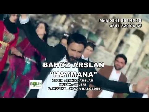 Bahoz Arslan - Haymana (Official Video)