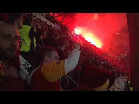 Bernabeu yanıyor... welcome to hell  / Madrid / İspanya -  (HD Camera by Ayhan)