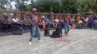 BEAT BOX - Jo0seph - STATION BEATZ // ALAMEDA CENTRAL PALACIO DE BELLAS ARTES / STREET ART