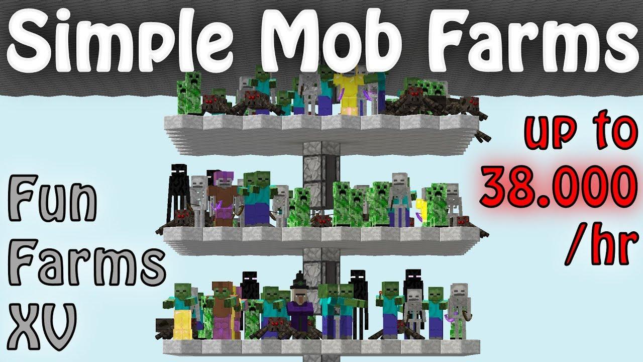 Mob Farm Not working - Survival Mode - Minecraft: Java