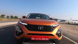 Tata Harrier Diesel Review - Honest, Unbiased & Detailed (Hindi + English)