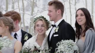 Jess and Drew's Wedding!    Winter Wedding