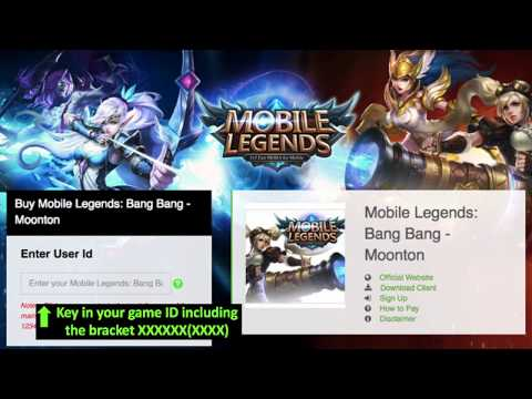 MOL - How To Top Up Mobile Legends Via ZGold-MOLPoints