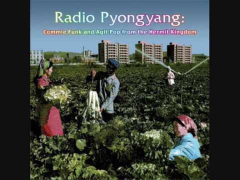 """Radio Pyongyang - """"Commie Funk"""""""