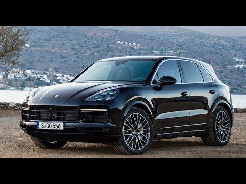 Porsche Cayenne Turbo 2018 - The Sport Utility Vehicle (SUV)