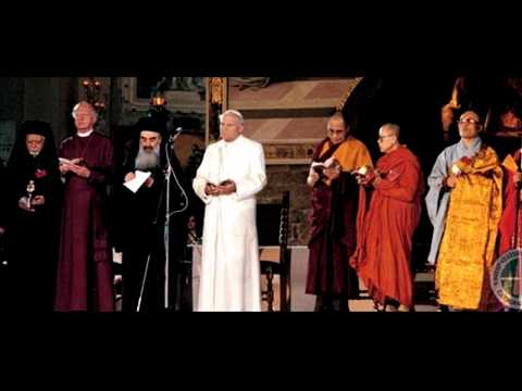 The coming one world religion