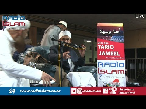 Ml Tariq Jameel's Exclusive Lecture Tour - Live From Orient Hall Durban - Radio Islam International