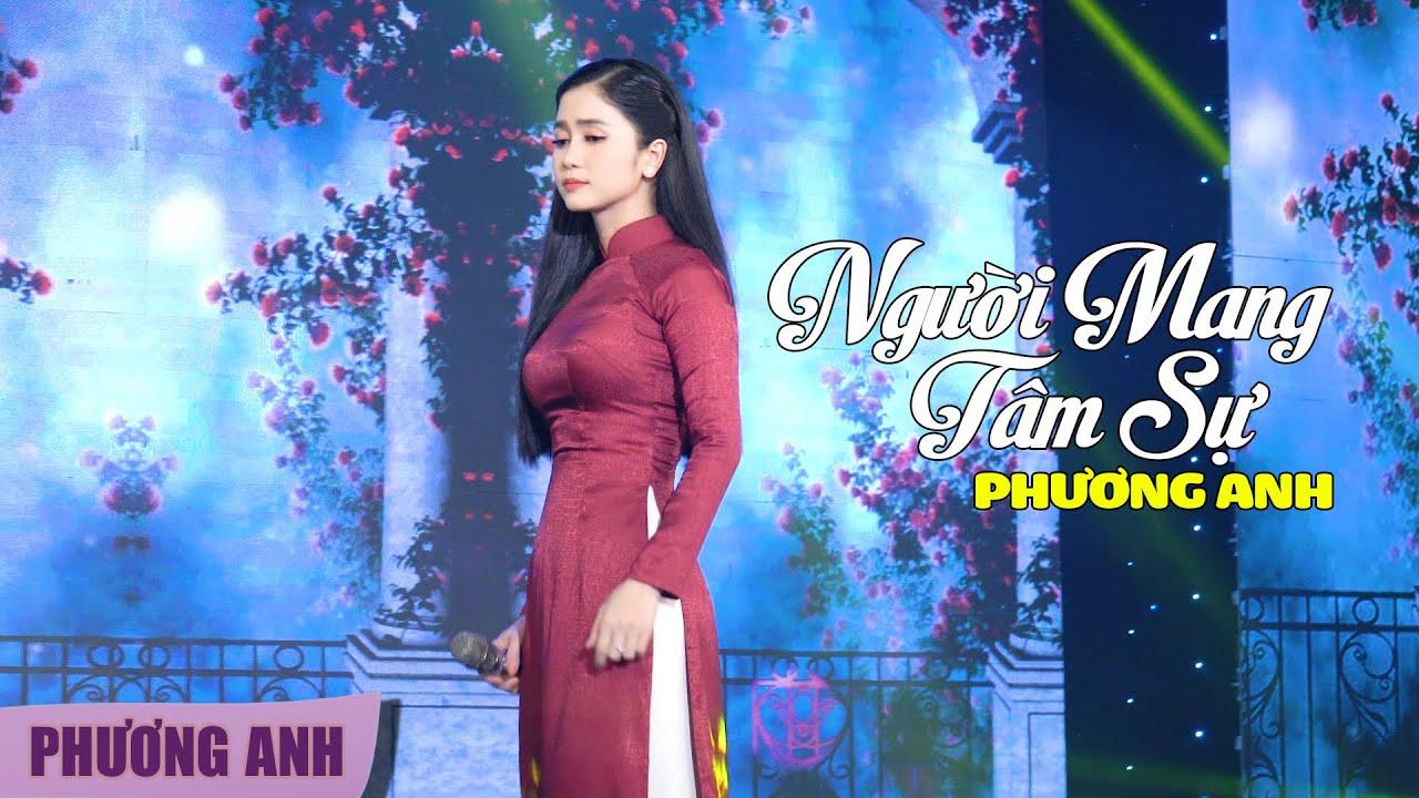 Người Mang Tâm Sự - Phương Anh (Official MV)