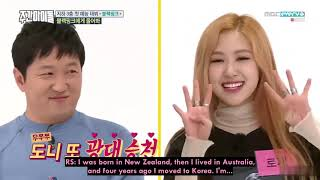 ENGSUB Weekly Idol EP277 BLACKPINK
