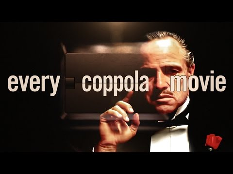 EVERY FRANCIS FORD COPPOLA MOVIE EVER!