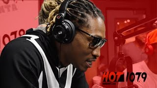Future Talks Monster Single and Working On New Music After Break Up