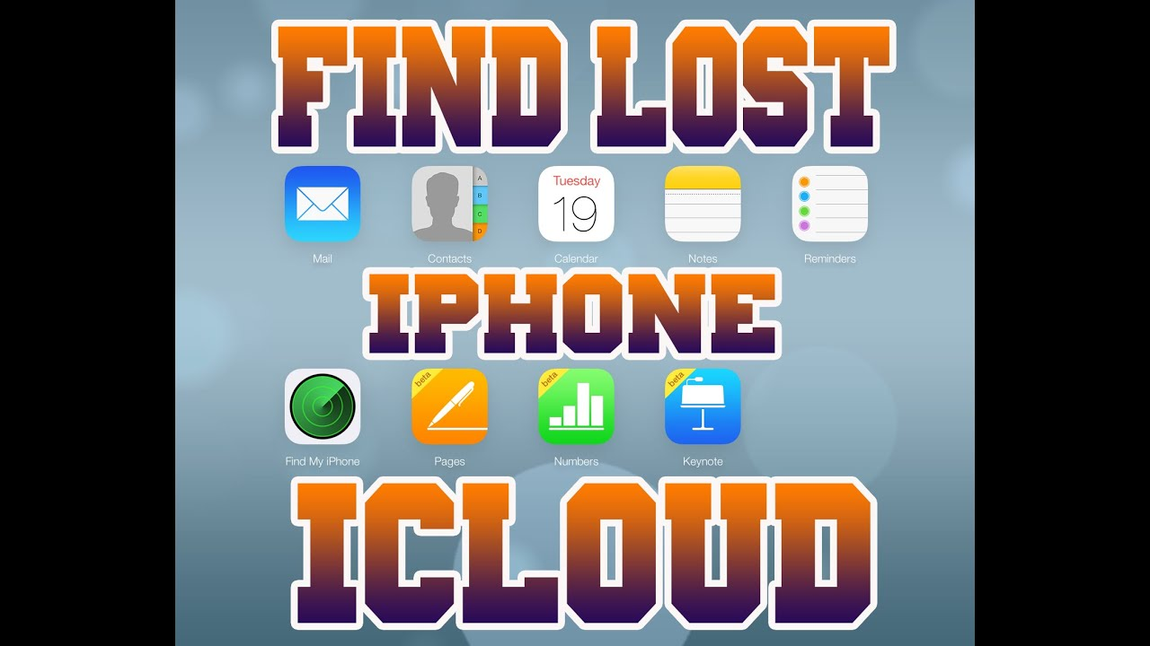 report stolen iphone track amp find lost stolen iphone using icloud without find 8480