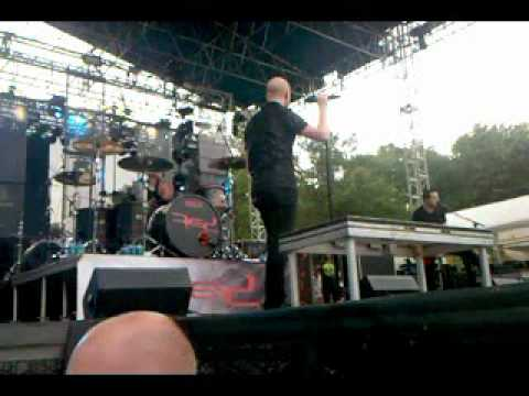 Red ~ Live at Atlanta Fest 2010 ~ Never Be the Same