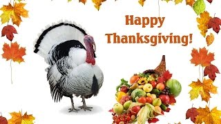 Happy Thanksgiving Wishes,Greetings,Sms,Sayings,Quotes,E-card,Wallpapers,Whatsapp video