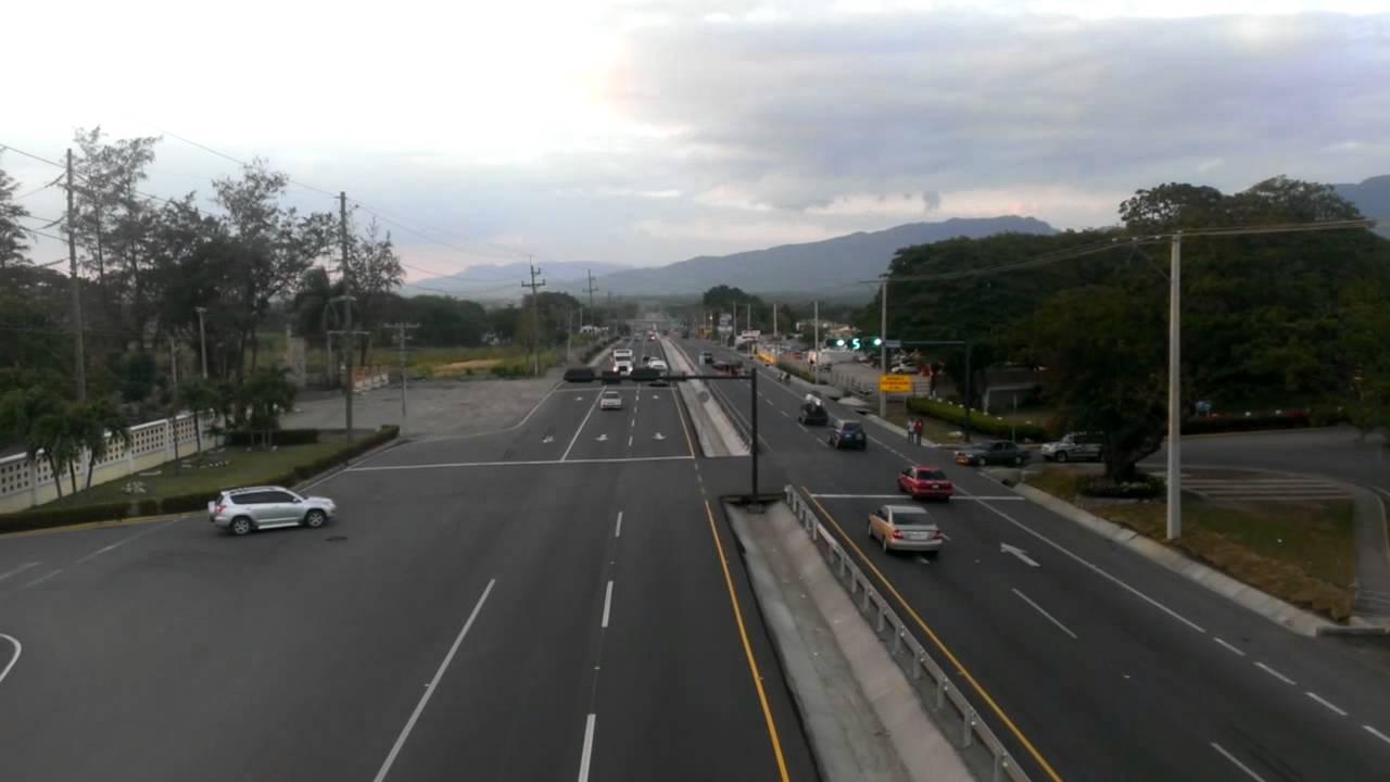 Resultado de imagen para Autopista Joaquín Balaguer, en Santiago