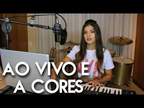 Ao Vivo E A Cores - Matheus e Kauan ft Anitta Cover Amanda Lince