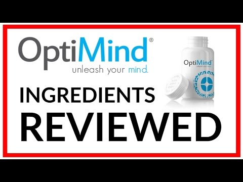 OptiMind Ingredients | OptiMind Ingredients List | OptiMind Ingredients Review