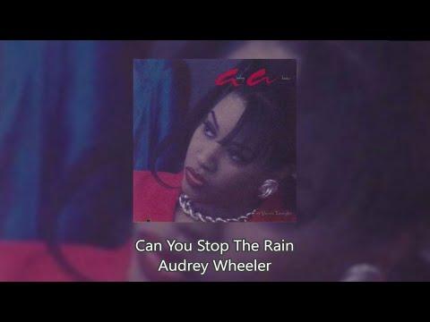 Can You Stop The Rain - Audrey Wheeler