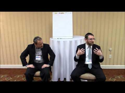 2016 Innate Health Conference   Breakout with Rabbi Mark Spiro & Tzvi Werther HD