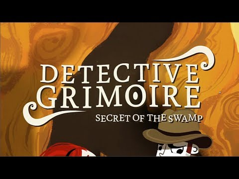 Detective Grimoire Walkthrough [Full Game/All Dialogs]