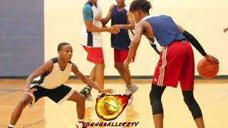 YoungBallerzTV : Curie VS Bogan Fall League Fresh/Soph