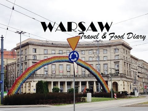 WARSAW | Travel & Food Diary