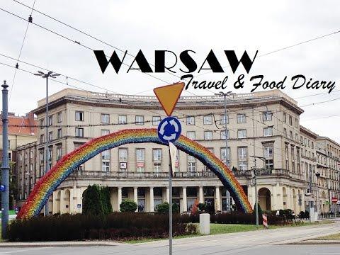 WARSAW | Travel & Food Diary