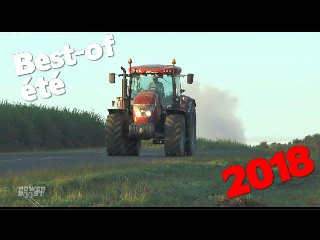 La preuve que tous les agri ne travaillent pas dans les mêmes conditions ! Best-of  2018