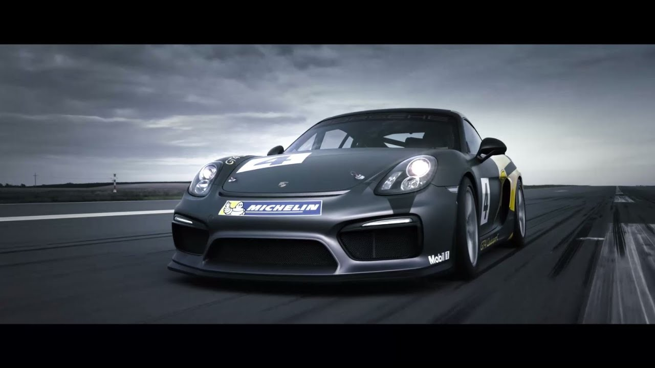 the new cayman gt4 clubsport runway youtube. Black Bedroom Furniture Sets. Home Design Ideas