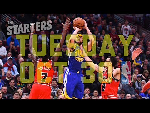 NBA Daily Show: Oct. 30 - The Starters