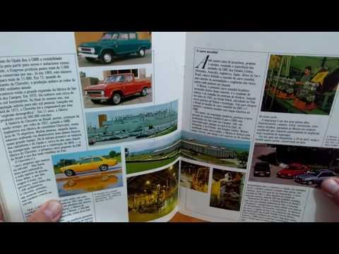 Revista Panorama (Edição Especial 60 anos de General Motors - 1985)