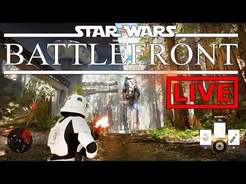 STAR WARS BATTLEFRONT - Играем онлайн