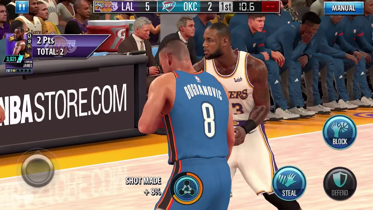 NBA 2K Mobile Basketball has detailed an update they're