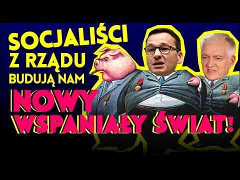 Socjaliści z rządu budują nam nowy wspaniały świat! Kowalski & Chojecki NA ŻYWO w IPP TV 14.06.2018