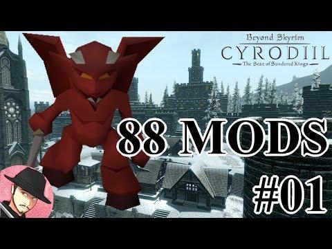 Beyond Skyrim: Bruma, The Dawn Of DeerFeld 1