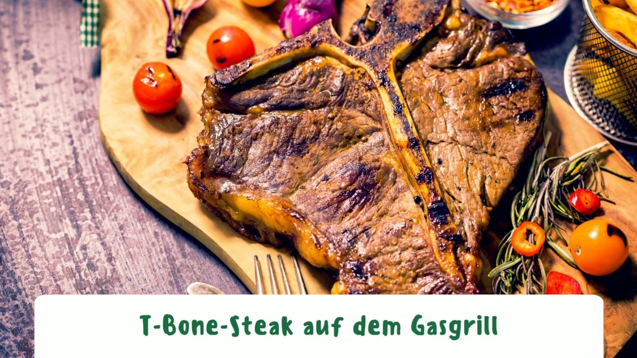 Pulled Pork Gasgrill 3 Brenner : T bone steak grillen mit gas weber gasgrill brenner video