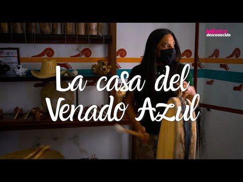 La Casa del Venado Azul, Guanajuato