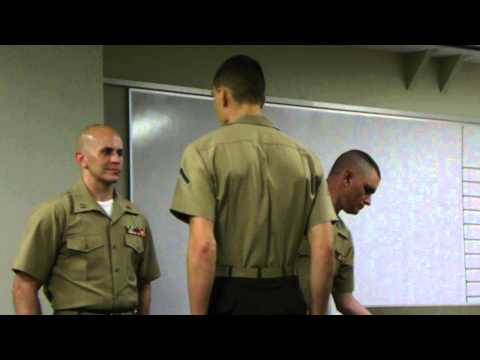 Aviation Logistics Tactical Infomation Specialist Class 13030 Graduation