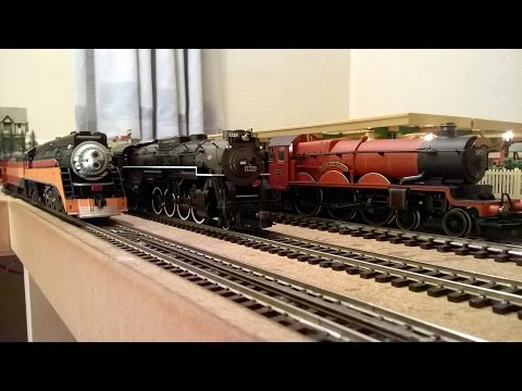 Locos/Trains In Films/Movies Part 1 Polar Express Hogwarts Express & Tough Guys. Hornby Triang etc.