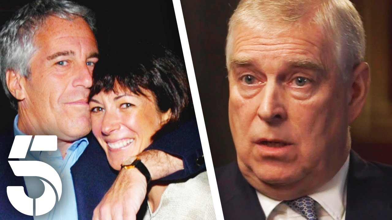 Prince Andrew's Most Controversial Scandals (His Spending & Epstein) | Fergie & Andrew | Channel 5