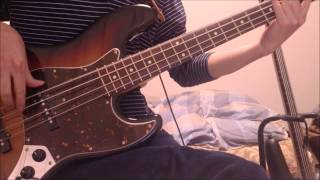 Slave - Slide (Bass Cover)