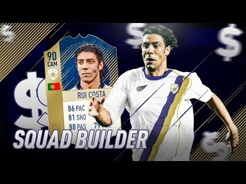 THE BEST TEAM I'VE EVER USED ON ANY FIFA - 2 MILLION COIN SQUAD BUILDER - FIFA 18 ULTIMATE TEAM