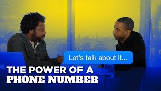 The Power of a Phone Number with Ryan Leslie: Let's Talk About It
