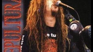 SEPULTURA - Castle Manifest Live At Monster of Rock in Donington U.K. 1994.06.04