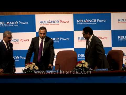 Reliance Power enters the resident corridors of Indian Capital Markets - Mumbai