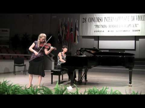 Rosalie Macmillan - Mozart Concerto No. 3 in G Major K. 216, 1st mvt. (HD)